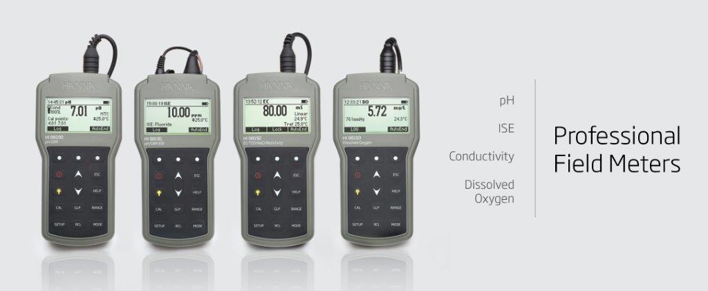 Professional Field Meters